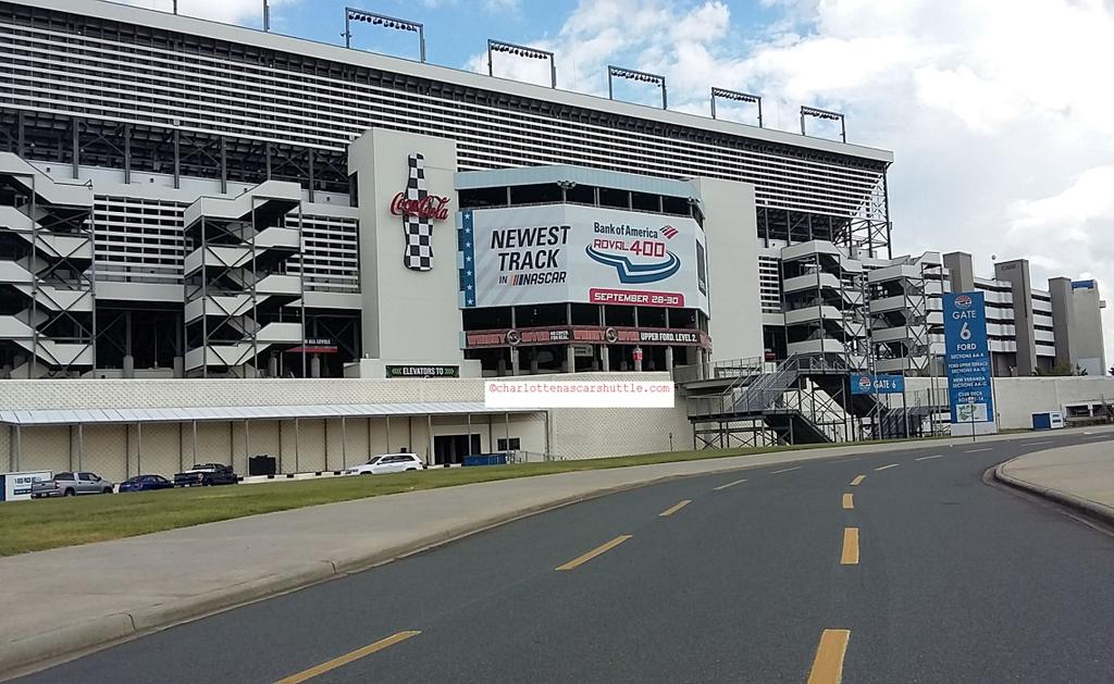 BofA Roval 400 - Charlotte Motor Speedway - QCT Charlotte NASCAR Shuttle