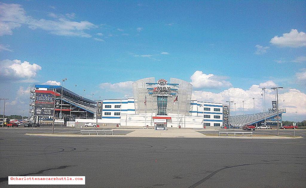 ZMax Dragway - Charlotte Motor Speedway - QCT Charlotte NASCAR Shuttle
